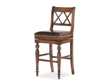 Hancock and Moore Chapman Counter Stool 138-24