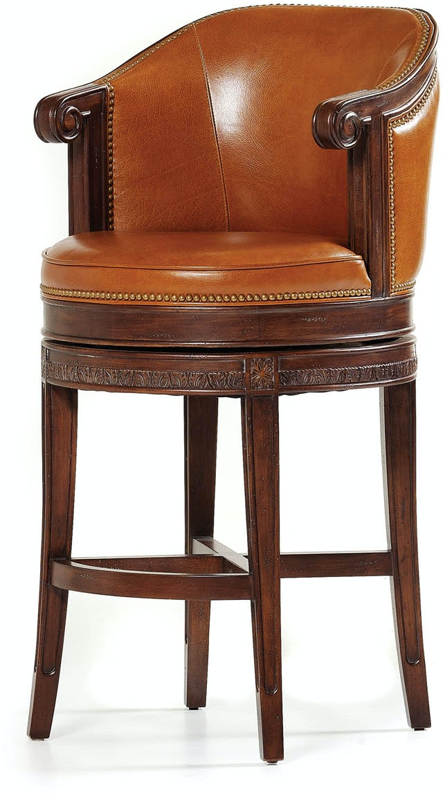 Hancock Amp Moore Bar And Game Room Viceroy Counter Stool