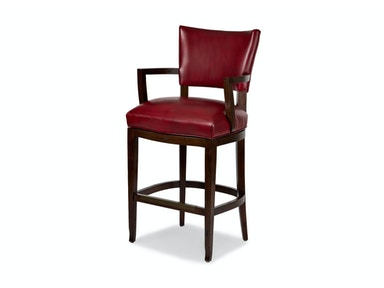 Hancock and Moore Dawn Swivel Counter Stool 151-24
