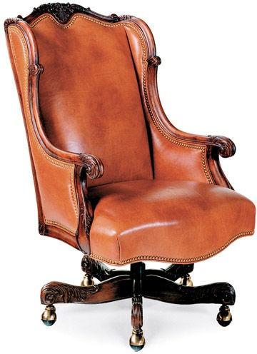 Hancock And Moore Home Office Oakley Swivel Tilt Chair