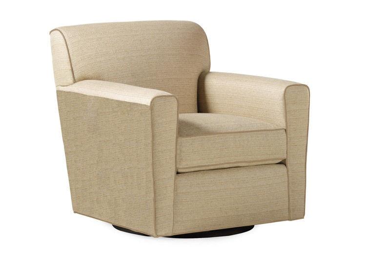 Hancock And Moore Restoration Swivel Chair 4274S