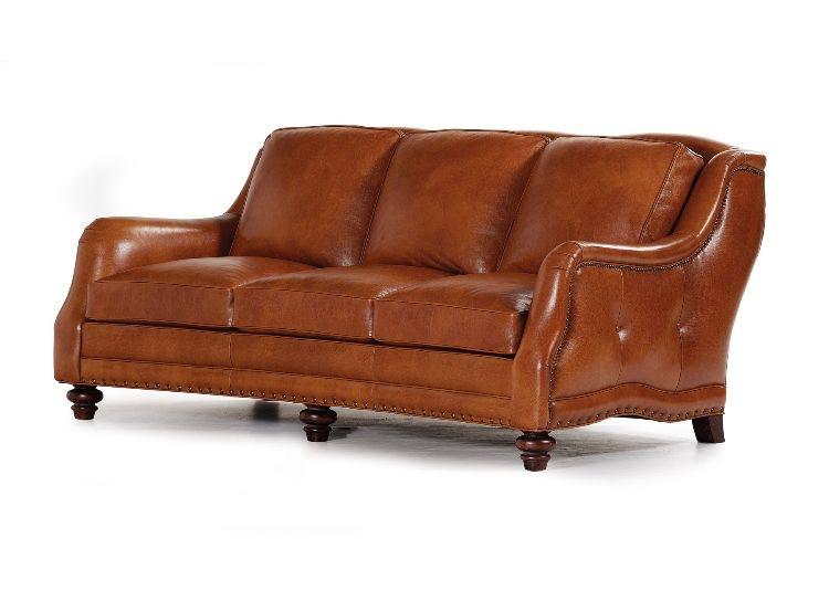 Hancock And Moore Living Room Sundance Sofa