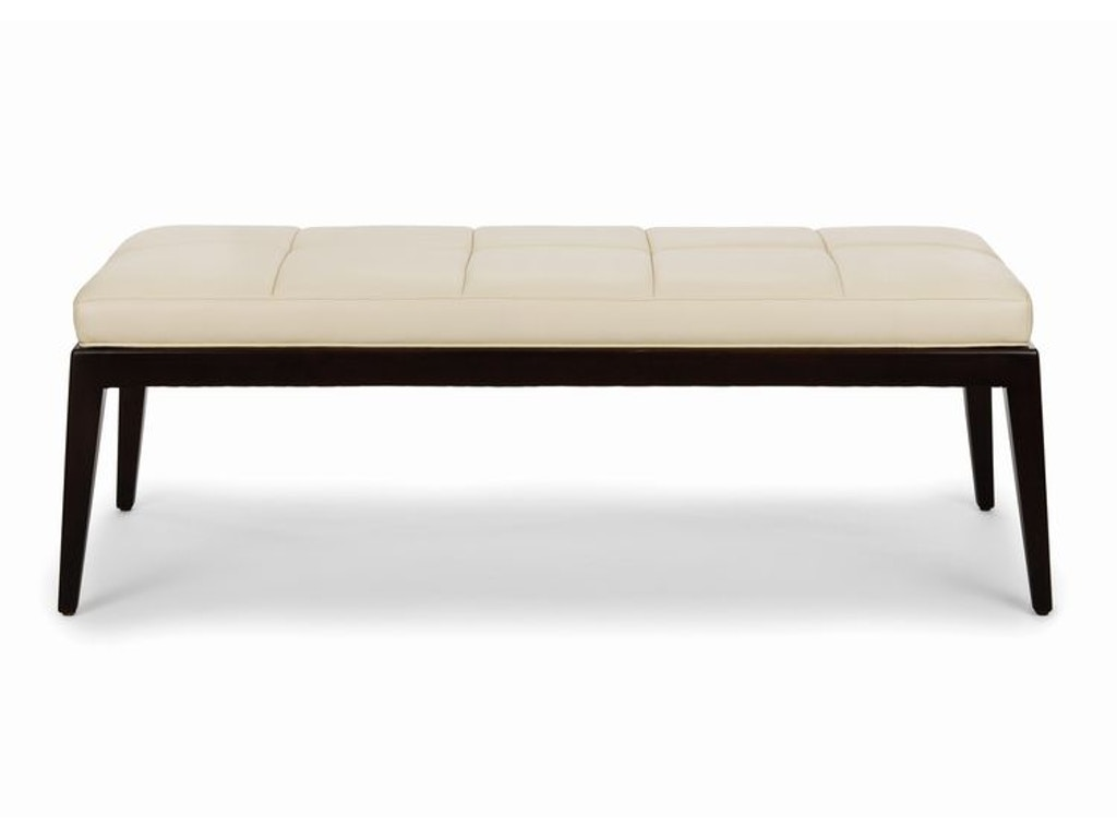 Hancock and moore living room ascari bench 5262 pala brothers wilmington de Living room benches
