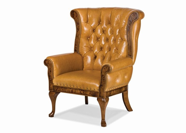 Hancock and Moore Living Room Bandera Chair 5835-1 - Ennis Fine Furniture - Boise, ID, Reno, NV ...