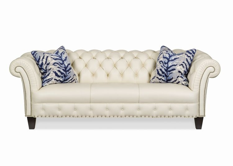 Hancock And Moore Henessey Tapered Leg Sofa 6038 3TL