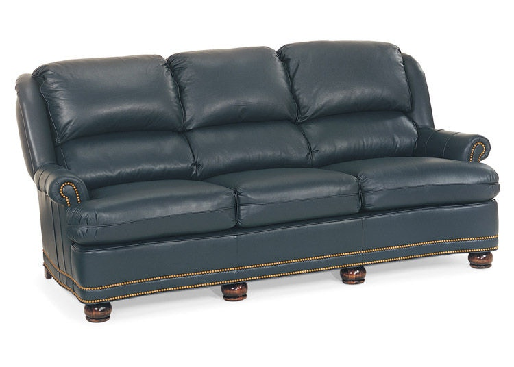 Hancock U0026 Moore Austin High Back Sofa 8138NB