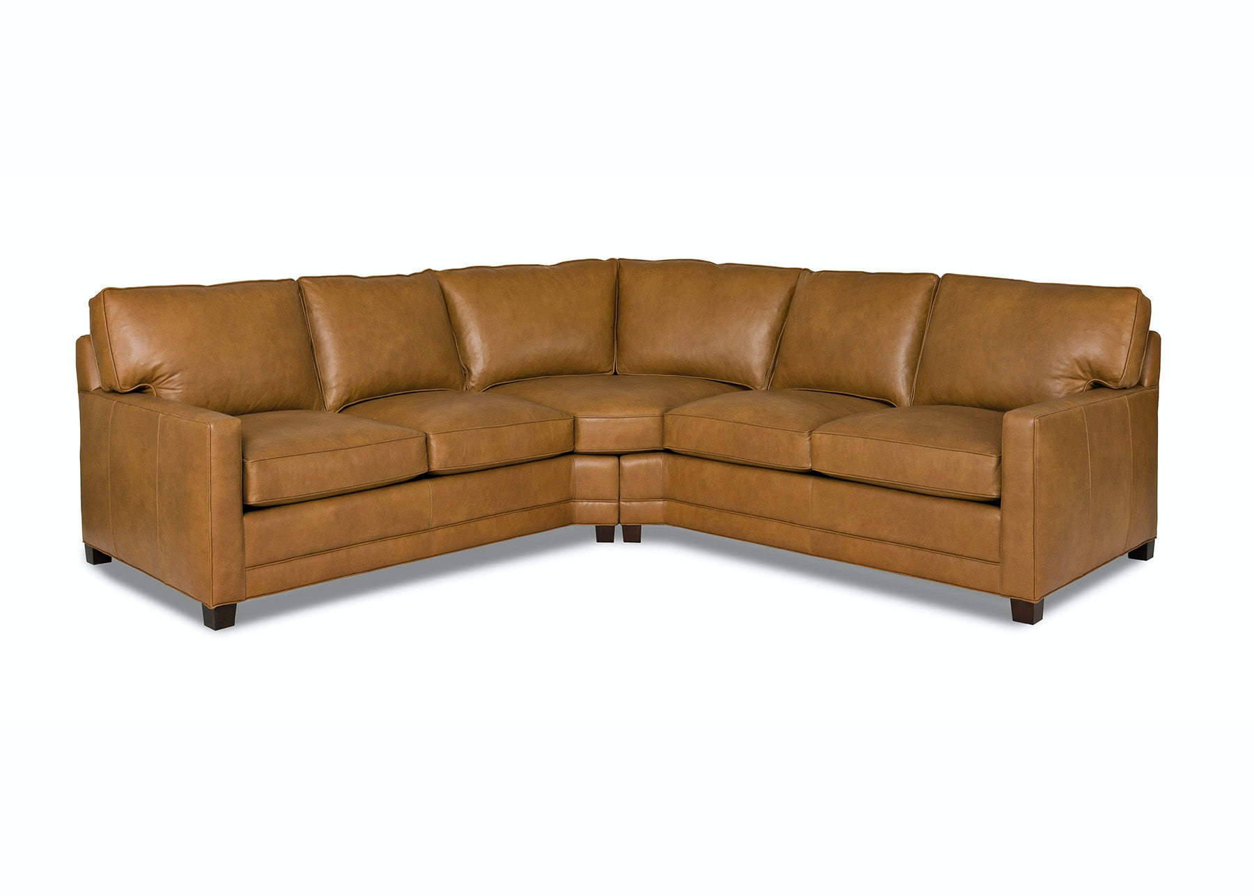 Hancock and Moore Living Room Your Way Sectional Toms