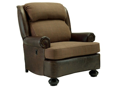 Leathercraft Furniture Bradley High Back Ease Back Chair 052H