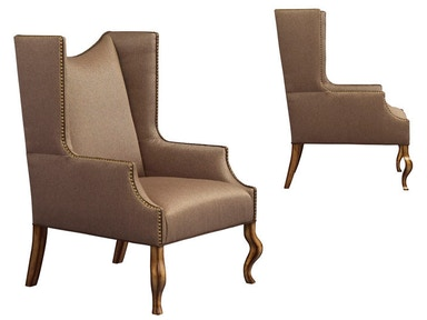 Leathercraft Furniture Linden Wing Chair 1292-17