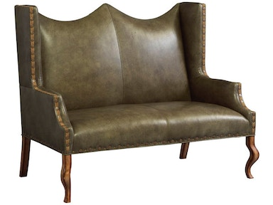 Leathercraft Furniture Linden Settee 1295-17