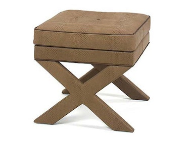 Leathercraft Furniture McCarthy Ottoman 133