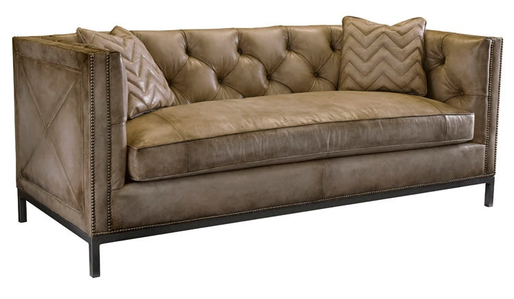Leathercraft Furniture Living Room Cynthia Sofa 1460 At Douds Furniture