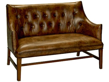 Leathercraft Furniture Dempsey Settee 1555