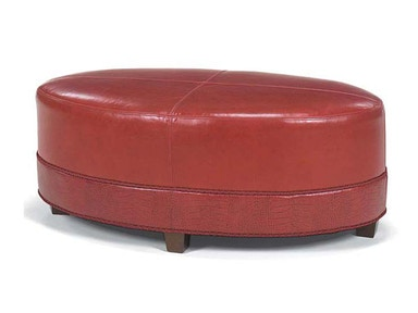 Leathercraft Furniture Opal Ottoman 183