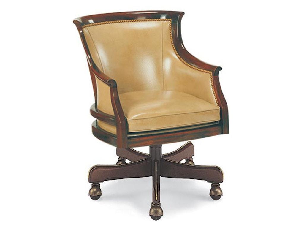 Leathercraft Furniture Home Office Sheraton Tilt Swivel