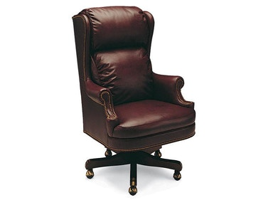 Leathercraft Furniture Cambridge High Back Tilt Swivel Chair 613-25