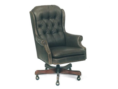 Leathercraft Furniture Senator High Back Tilt Swivel Chair 633-18