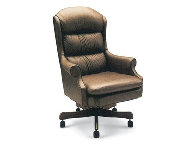 Leathercraft Furniture Morris High Back Tilt Swivel Chair 643-17