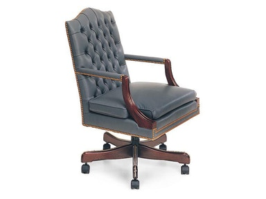 Leathercraft Furniture Martha Tilt Swivel Chair 7052-18