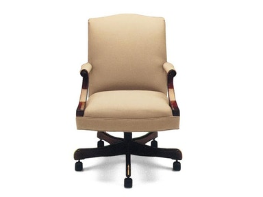 Leathercraft Furniture Richmond Low Back Tilt Swivel Chair 7072