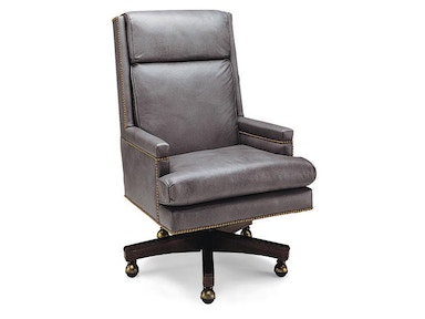 Leathercraft Furniture Thornton High Back Tilt Swivel Chair 7133