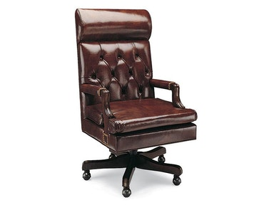Leathercraft Furniture Judges Tilt Swivel Chair 763-18HR