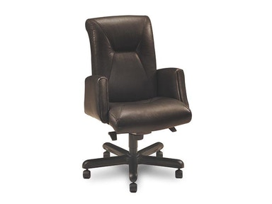 Leathercraft Furniture Delaware Posture Back Executive Chair 8113