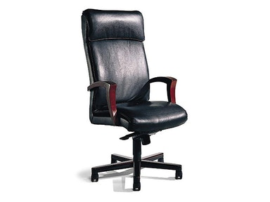 Leathercraft Furniture Henderson High Back Executive Chair 8133
