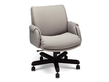 Leathercraft Furniture Asher Low Back Tilt Swivel Chair 9132