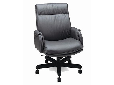 Leathercraft Furniture Asher High Back Tilt Swivel Chair 9133