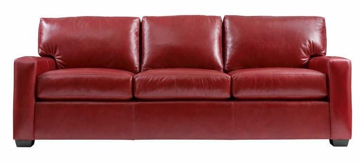 Exceptional Leathercraft Furniture Manhattan Sofa 920 00