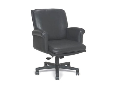 Leathercraft Furniture Trent Low Back Knee Tilt Chair 9302