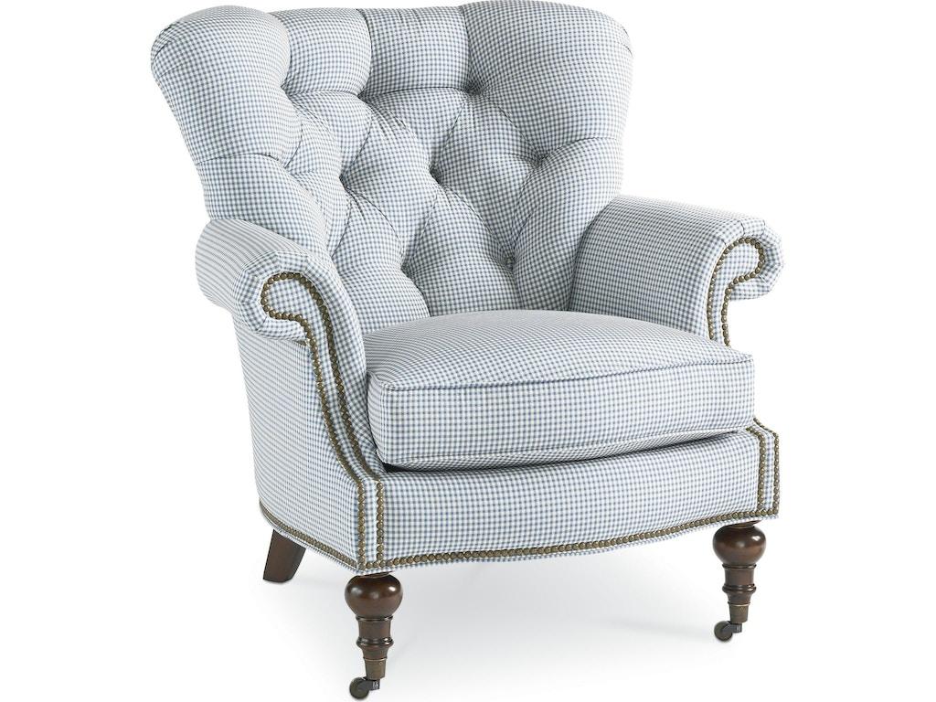 Thomasville Living Room Vienna Chair 0331 013 Mccreerys Home Furnishings Sacramento Rancho