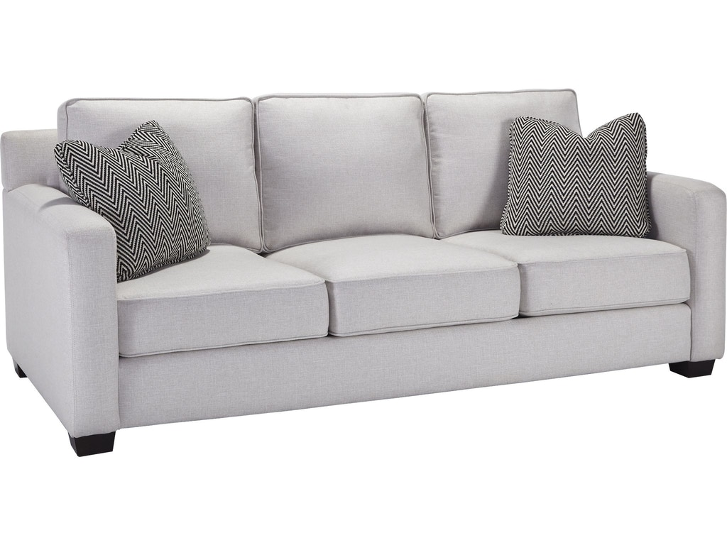 Thomasville Living Room Metro Sofa 1465 12 Carolina Furniture Concepts Arden In Asheville