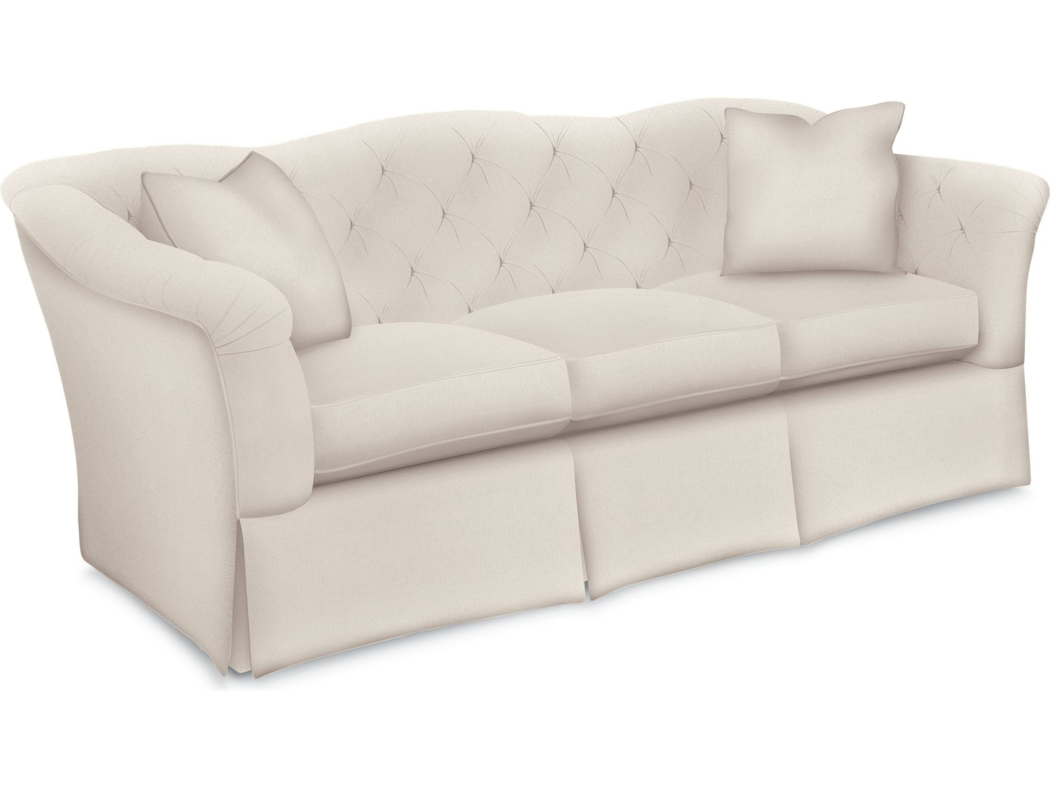 Thomasville Living Room Rendezvous Sofa 1607 11 - Ennis Fine Furniture - Boise, ID, Reno, NV ...