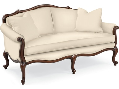 Thomasville Devereux Settee with Double Welt Trim 1615 13