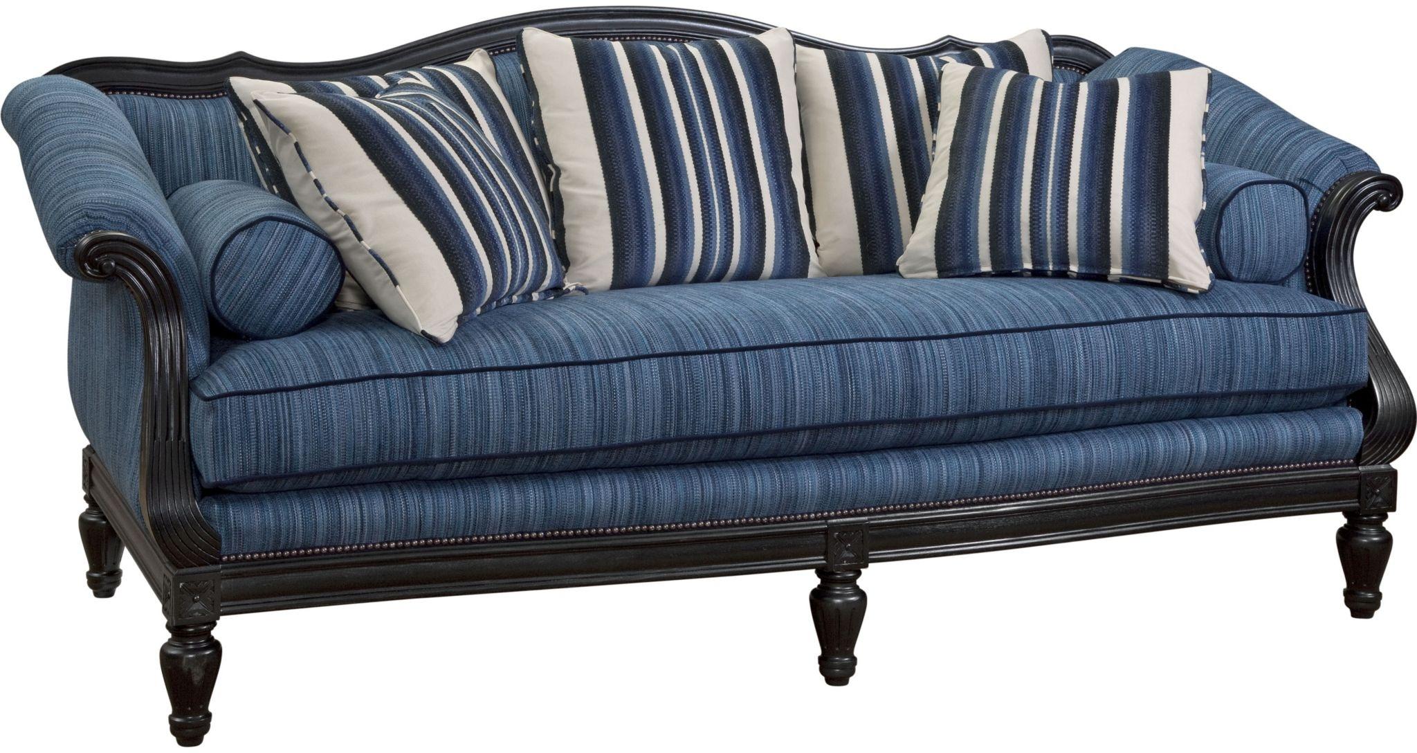 Thomasville Living Room Sorrento Sofa 1625 12 - Ennis Fine ...