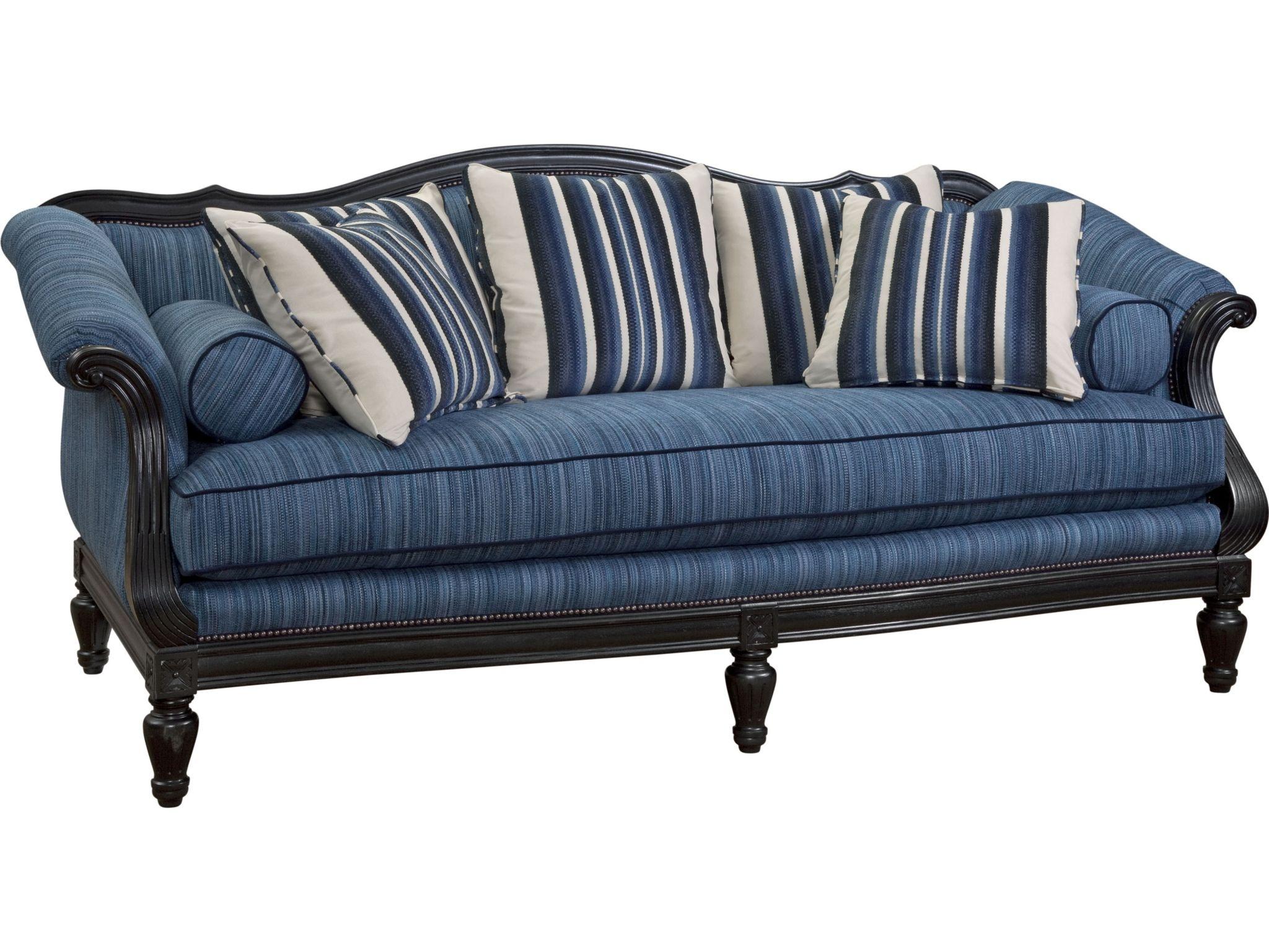 Thomasville Living Room Sorrento Sofa 1625 12   Kamin Furniture   Victoria,  Texas