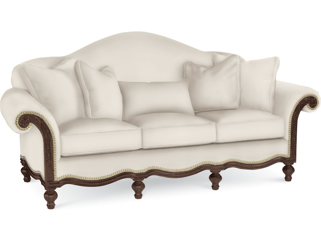 Thomasville Living Room Pauline Sofa 1664 11 Hickory Furniture Mart Hickory Nc