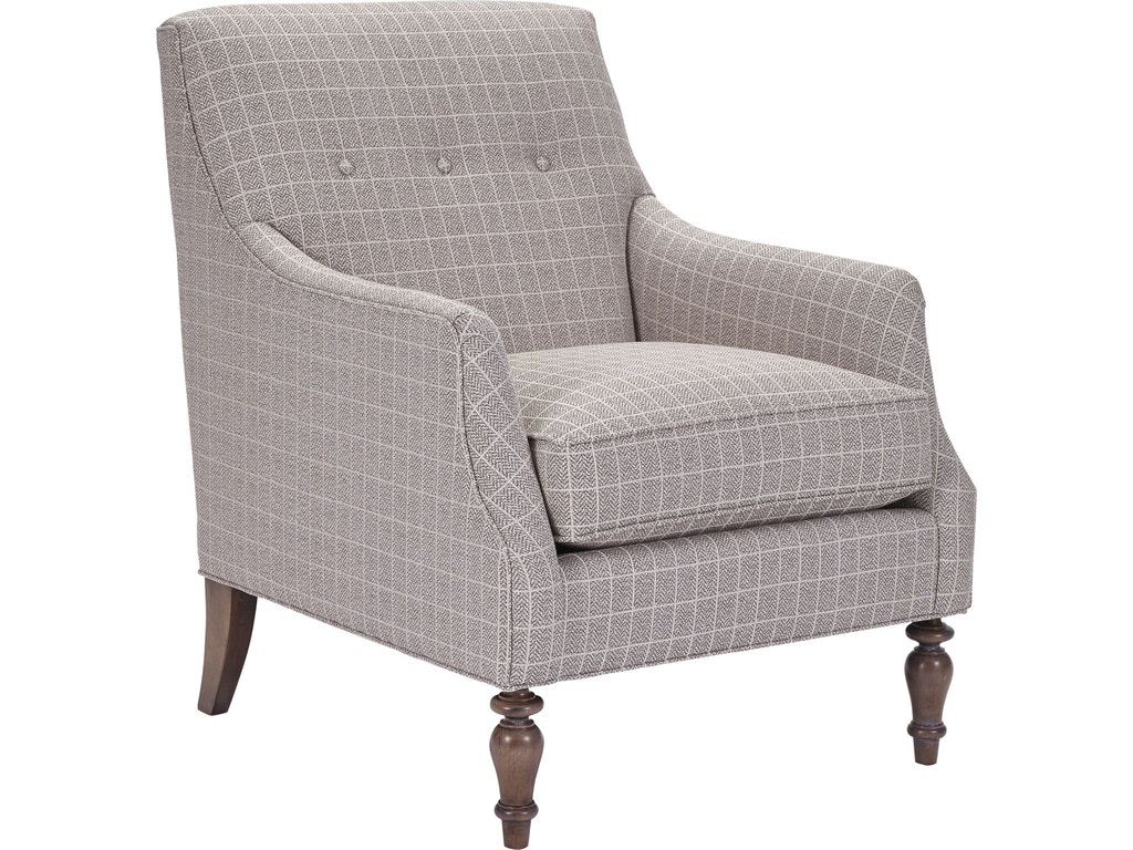 Thomasville Living Room Marlowe Chair 1723 15