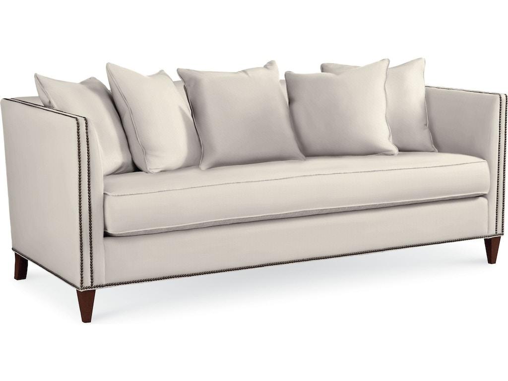 Thomasville living room mackenzie sofa 1730 11 georgia for Sectional sofas in savannah ga