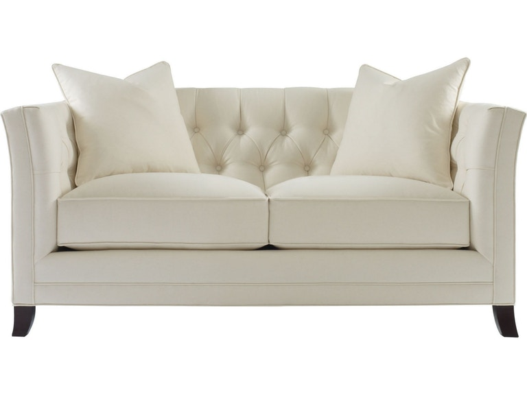 Thomasville Living Room Surrey Loveseat 2235 14 Hamilton Sofa Leather Gallery Chantilly