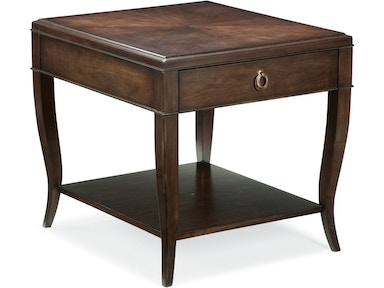 Thomasville Rectangular End Table 45531-210