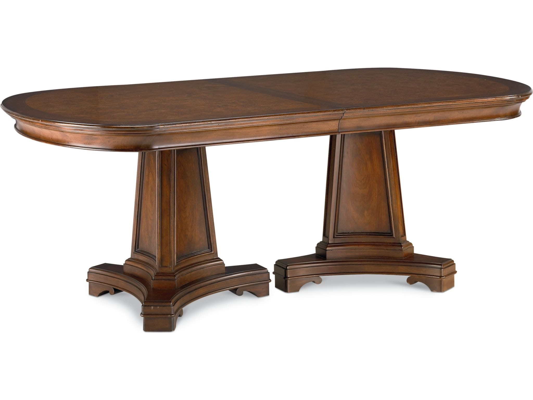 Thomasville Dining Room Double Pedestal Table