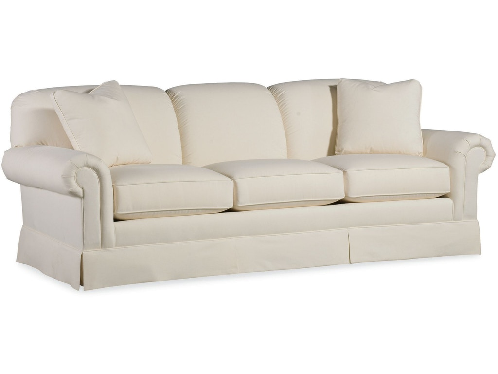 Thomasville living room lancaster sofa 6026 180 ennis for Furniture kennewick wa