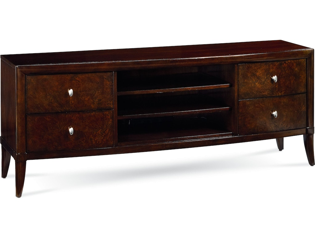 Thomasville Home Entertainment Media Console 82241 930 Hickory Furniture Mart Hickory Nc