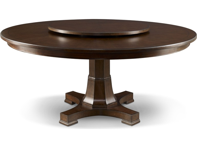 Thomasville dining room adelaide round dining table 83421 730 kamin furniture victoria texas - Thomasville kitchen tables ...