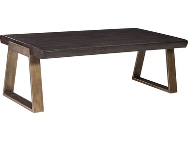 Thomasville Canyon Live Edge Cocktail Table 85891-130
