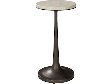 Thomasville Gentilly Metal and Stone Spot Table 85891-454