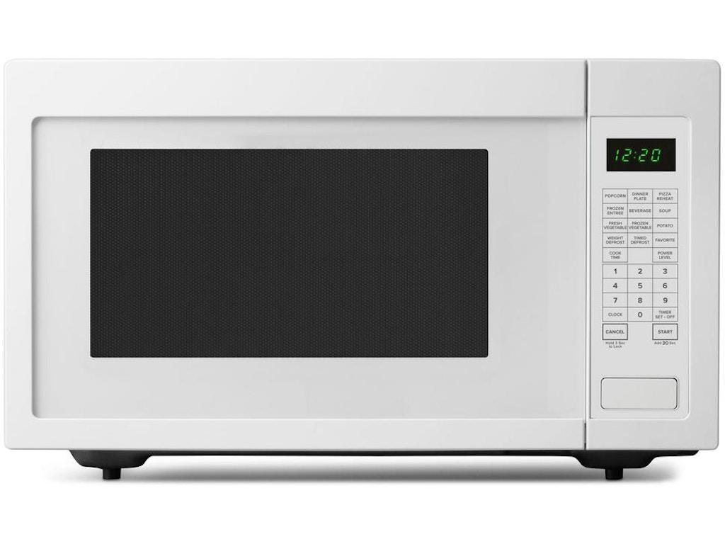 Amana Kitchen 2.2 cu. ft. Countertop Microwave AMC4322GW - Arthur F ...